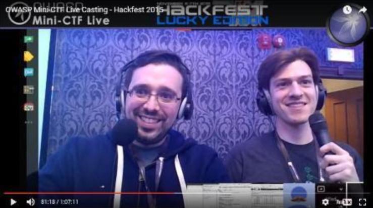 Hackfest2015-OWASPMtl